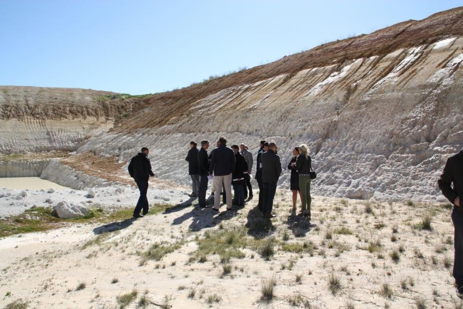 Altech sitting on 250 years of Kaolin at Meckering