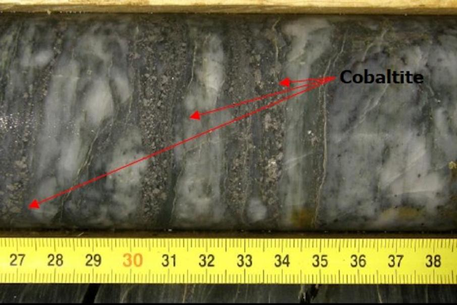 Auroch hits Copper-Cobalt sulphide zones in Czech