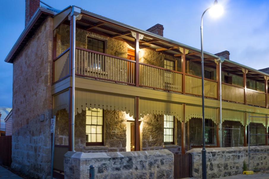 Fremantle heritage buildings expected to sell for $8m