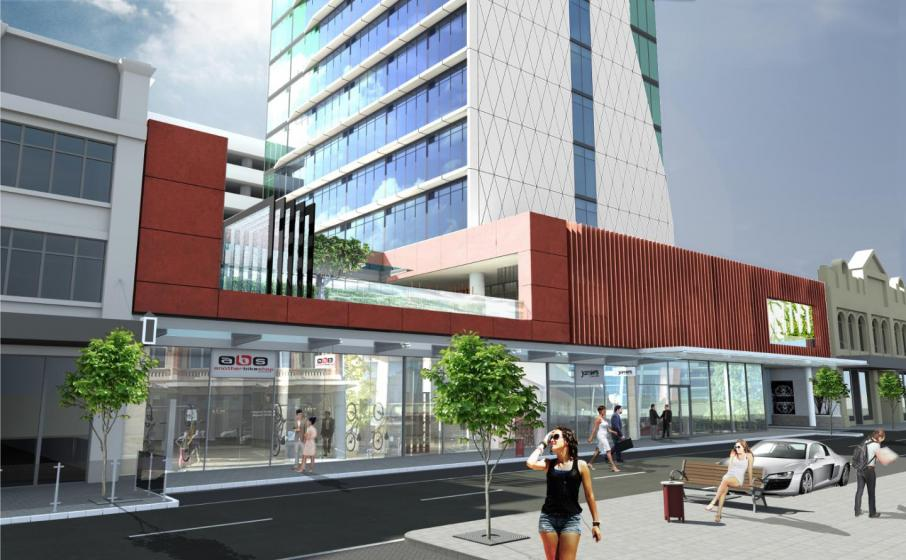 Jaxon to build $80m hotel