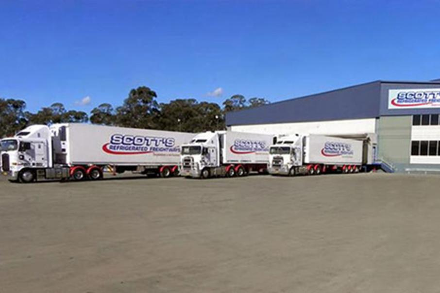 AHG in $400m logistics sale