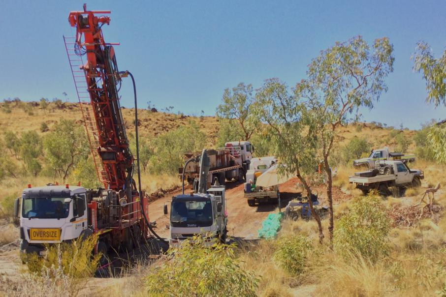 Hammer Glencore JV drill program kicks off in QLD