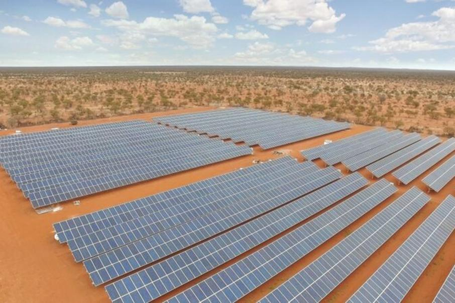 Indigenous groups take Carnegie solar farm stake