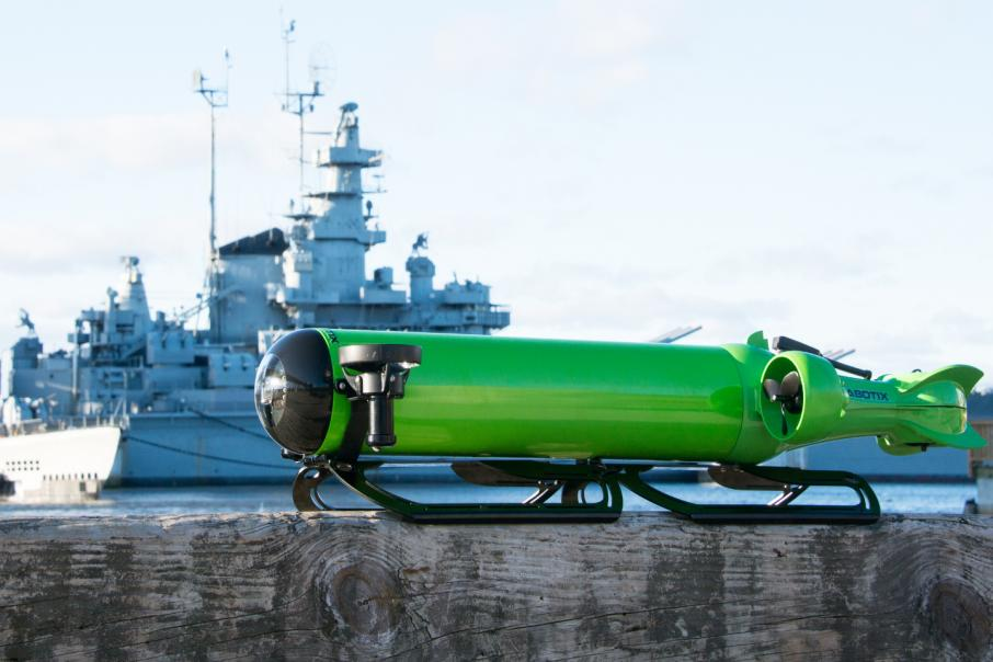Aquabotix shakes up underwater drone industry with new tech