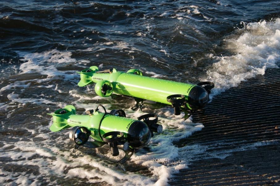 Are underwater drones the next big business frontier ?