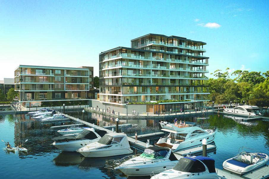 Variety develops in Perth's east