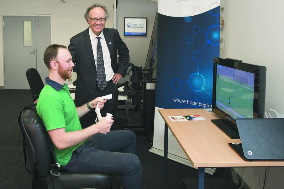 Tech offers home-based rehab