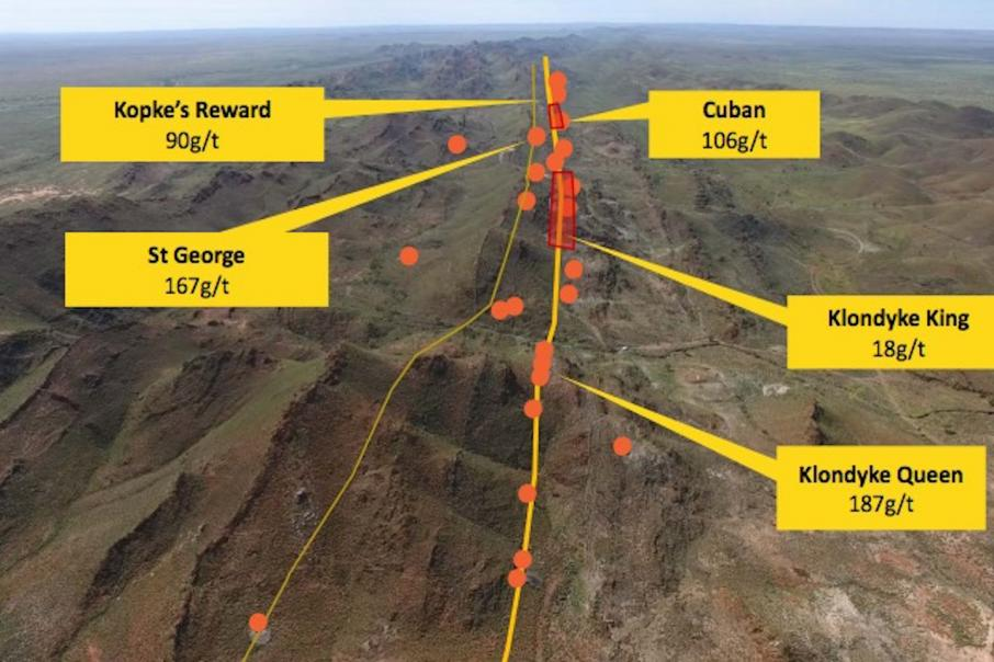 Calidus locks in ownership of Pilbara gold project