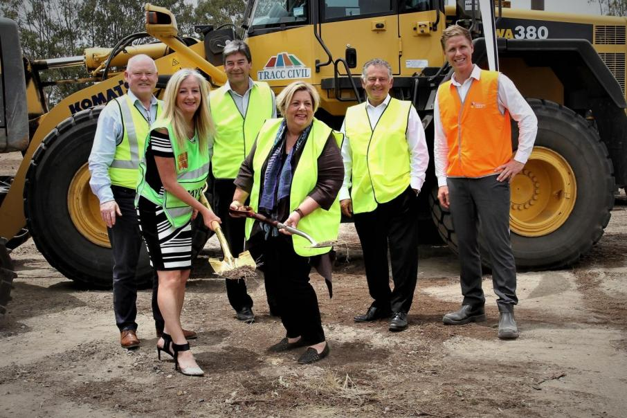 Construction starts at new $21m Girrawheen estate