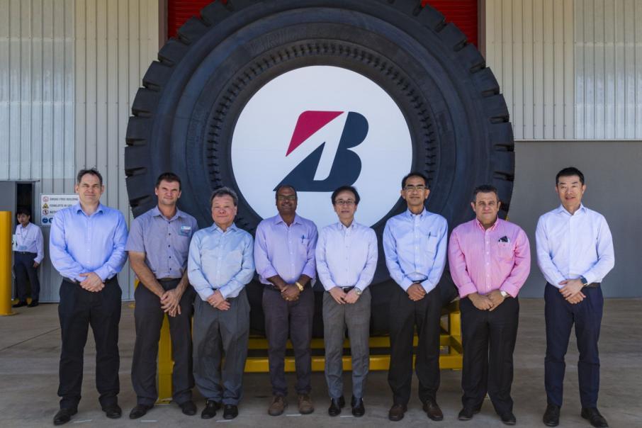 Bridgestone gets technology spinning at new centre