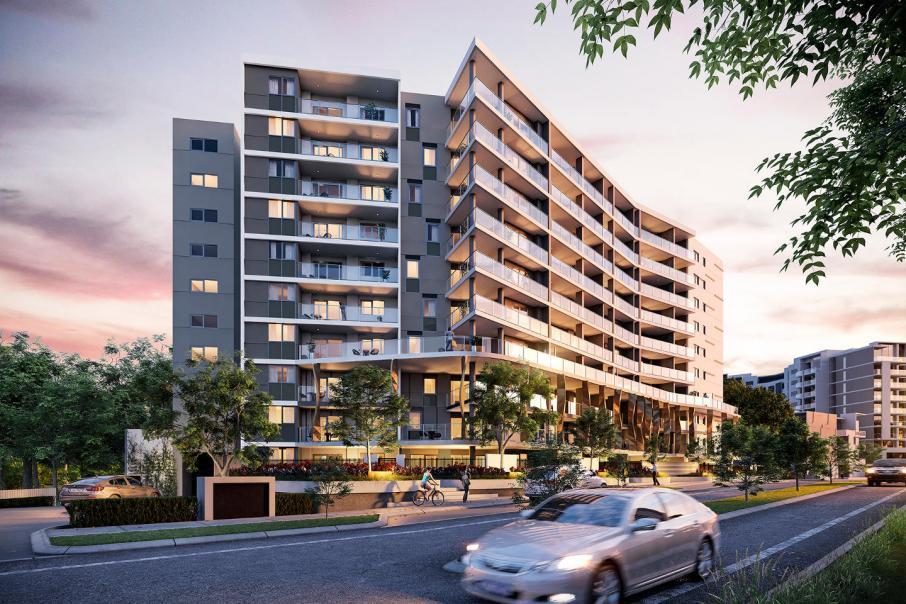 Finbar unveils $47m Rivervale apartment project
