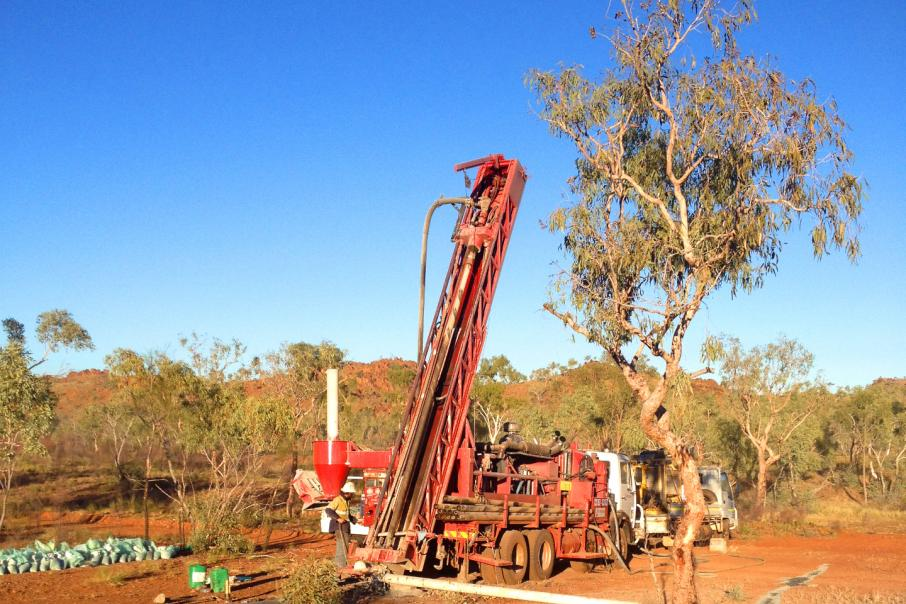 Hammer hits 7% copper in QLD