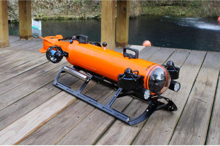 Aquabotix launches new, smarter underwater drone