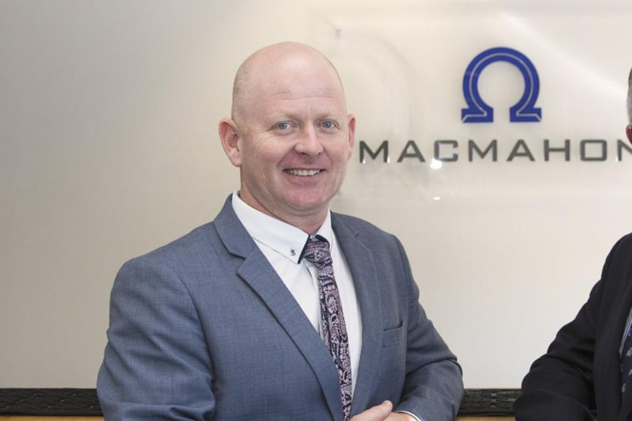 Macmahon appoints new CFO