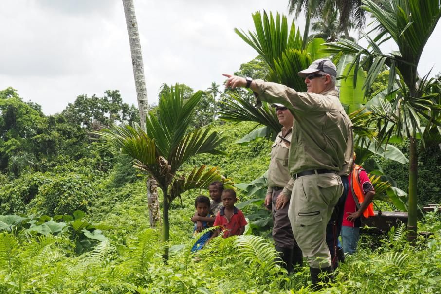 Geopacific advances to the verge of a new ore reserve in PNG