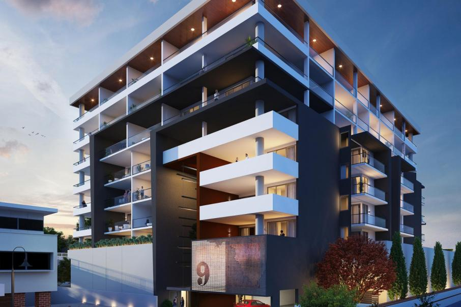 LKD's $40m East Perth project under way