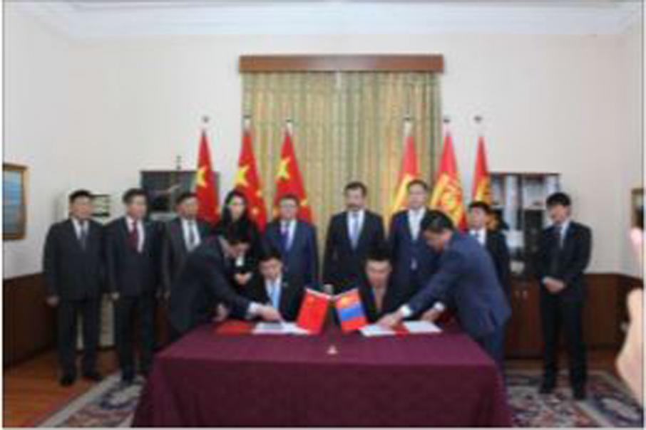 Major Chinese player joins Aspire coal/rail project