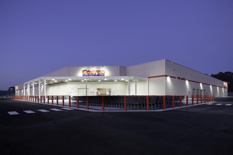 Costco plans $55m Perth warehouse