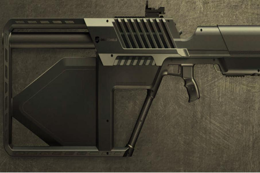 DroneShield launches new electronic drone gun