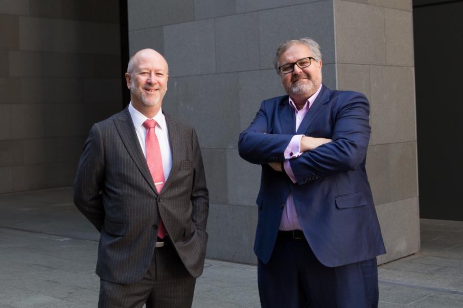 Law partners make their moves