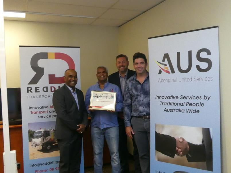 WA-based Red Dirt Transport Services a Ricoh Small Business Competition Winning Company