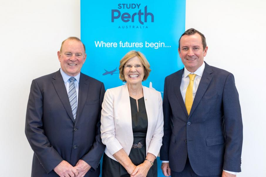 Navitas co-founder to chair StudyPerth