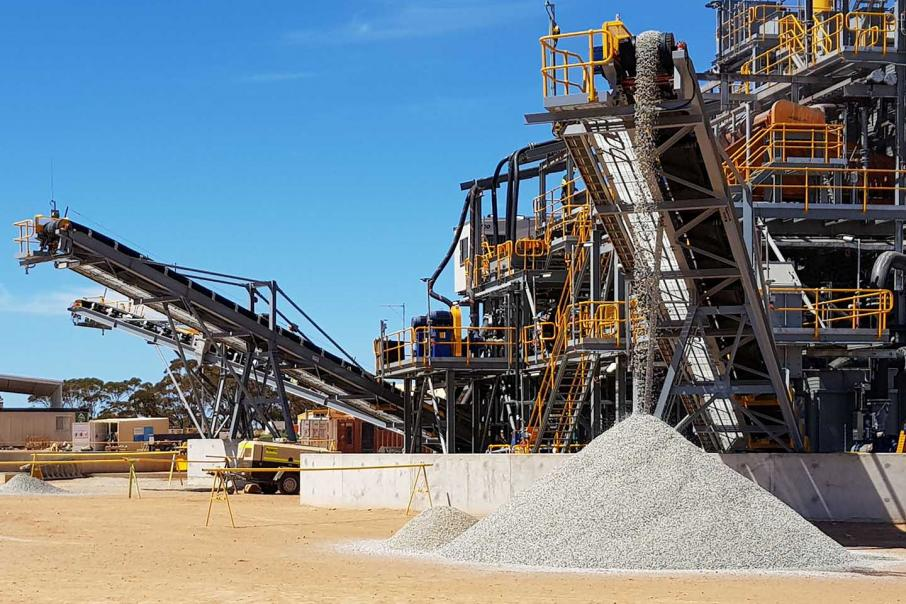 Tawana begins lithium production