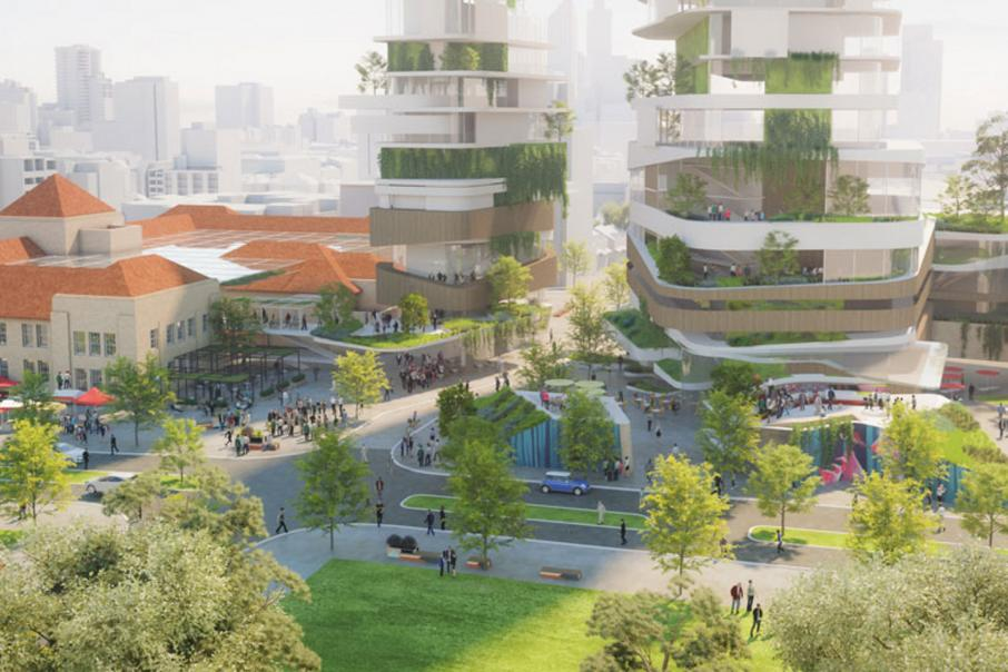 ADC proposes new East Perth precinct
