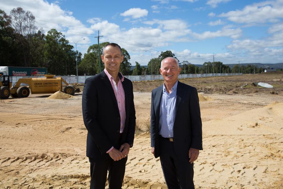 Brown-Neaves targets industrial potential
