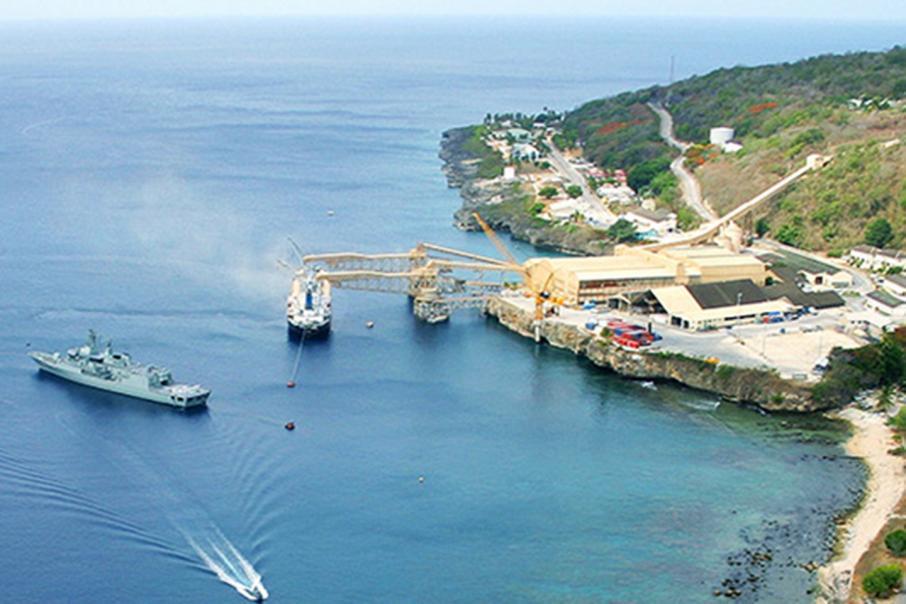 Christmas Island.Christmas Island Mining Program Rejected Business News