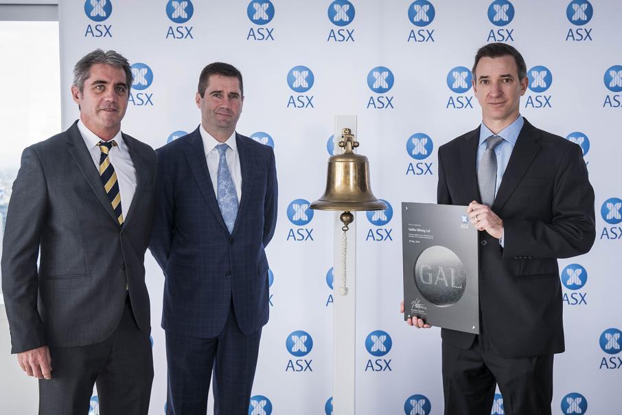 Galileo up 58% on ASX debut