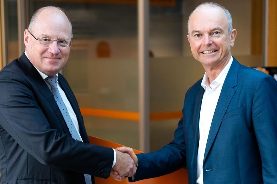 ABN appoints CEO, new bank partner