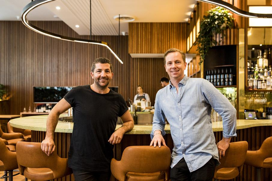 Tiny's brings big energy to QV1