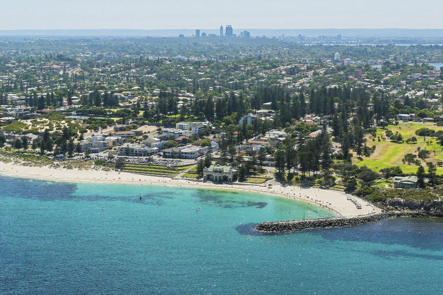 Ashburton, Peppermint Grove nation's highest income locales