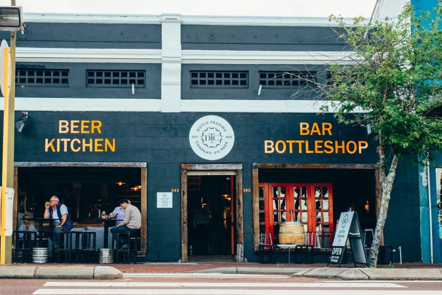 Vic Park bar voted best in Australia