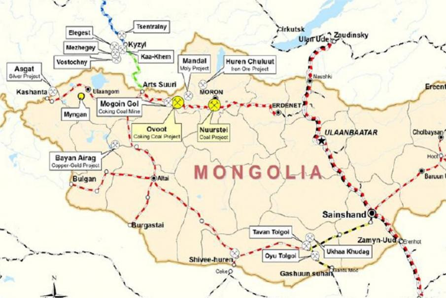 Russian rail option opens up for Aspire coal