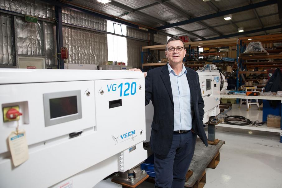 Dutch gyro deal positive for Veem