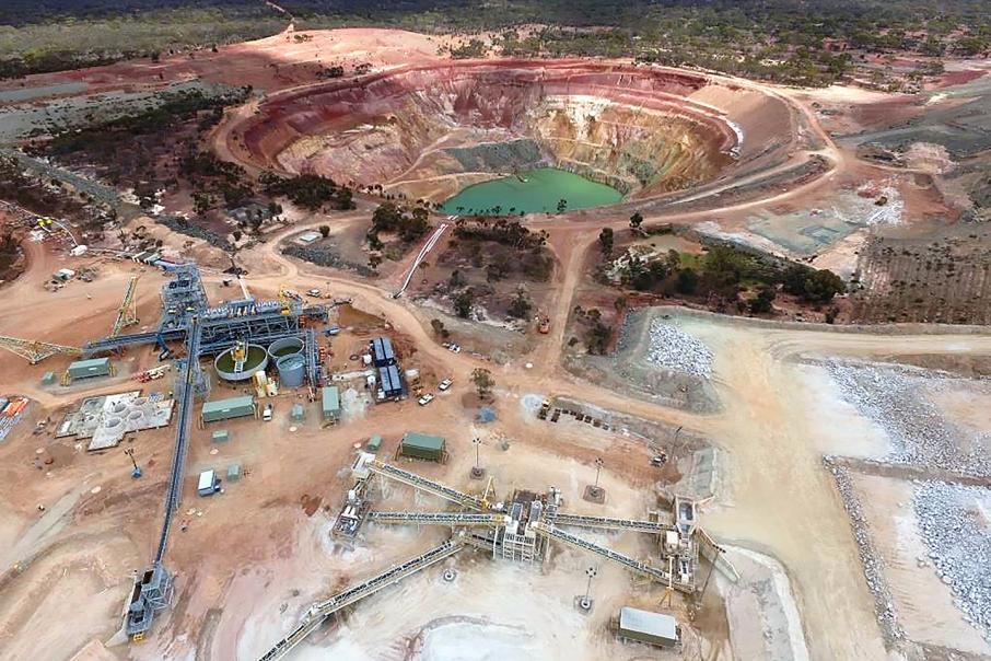 Neometals in land deal for Kalgoorlie lithium plant