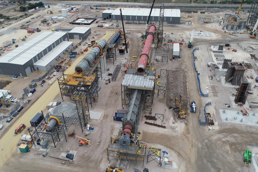 EPA backs Albemarle lithium refinery