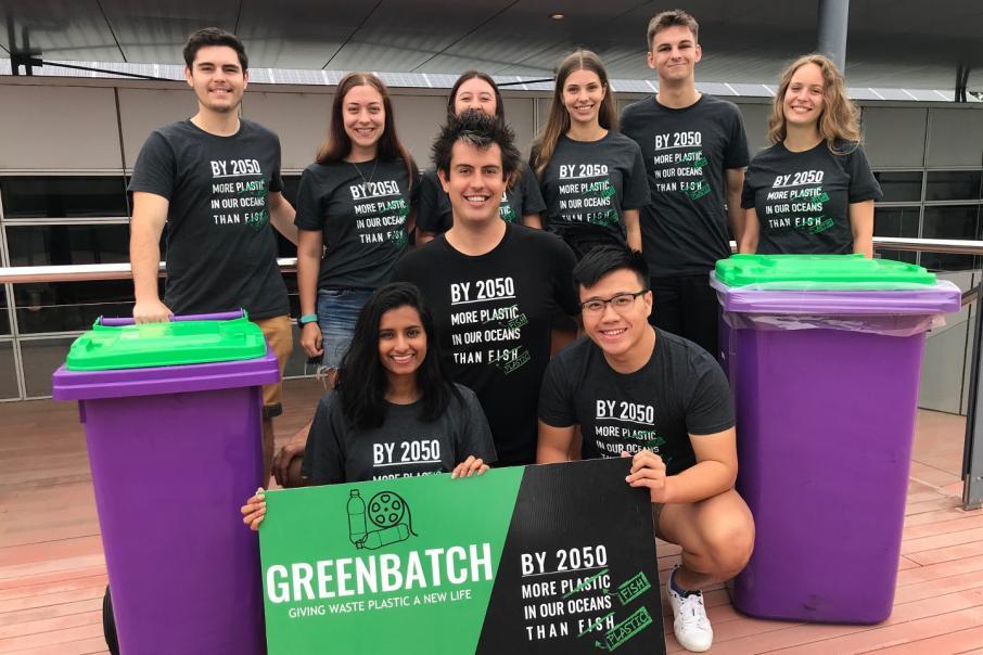 Greenbatch grows as it cuts waste