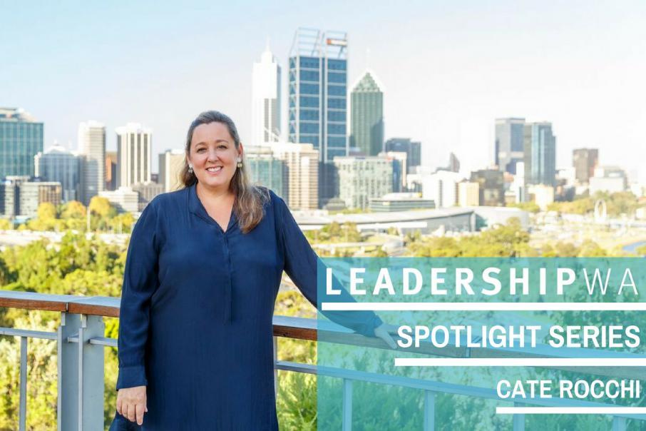 Leadership WA Spotlight Series