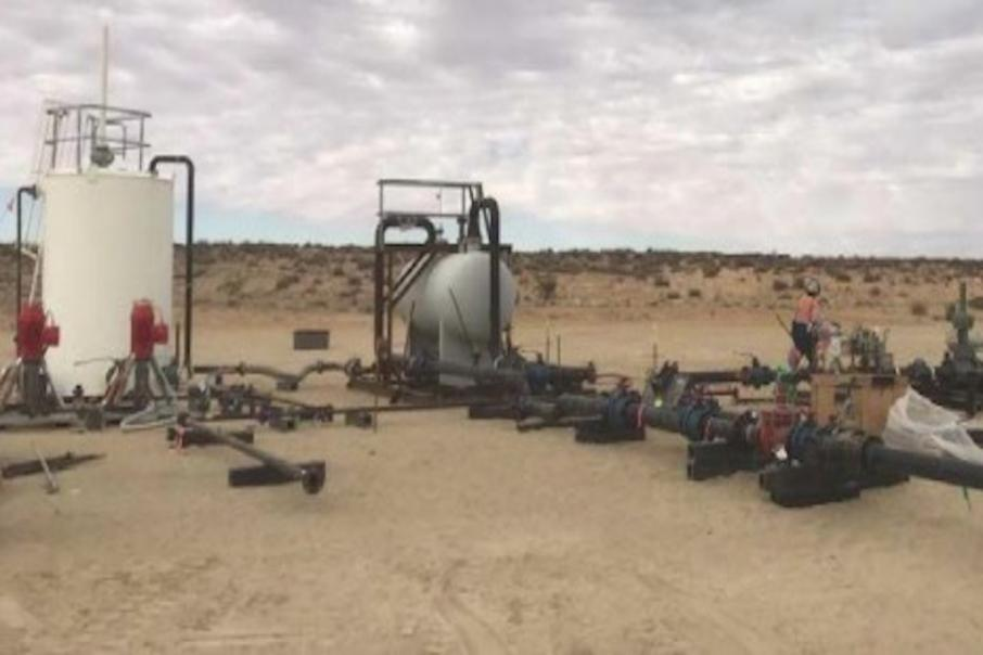 Strike gas theory checking out in South Australia