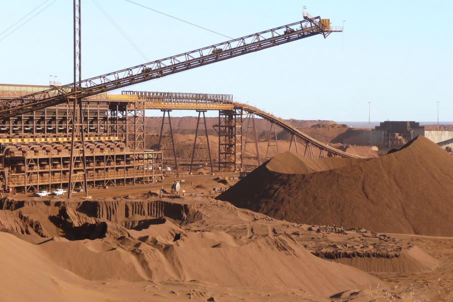 Fortescue posts record iron ore shipments