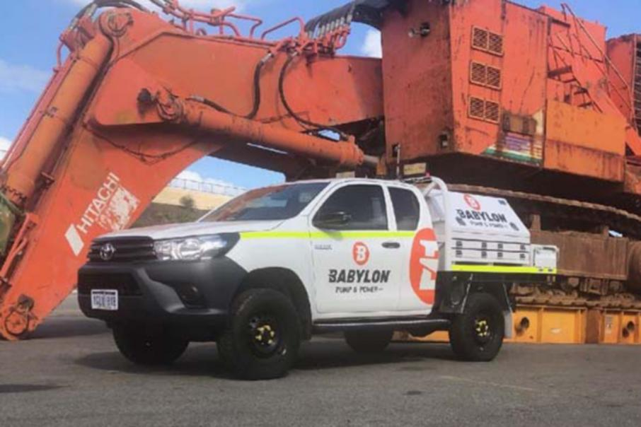 Babylon locks in million dollar power contract