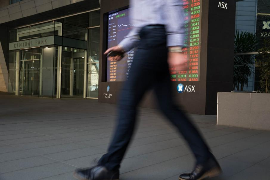 Trade worries and Rio Tinto weigh on ASX