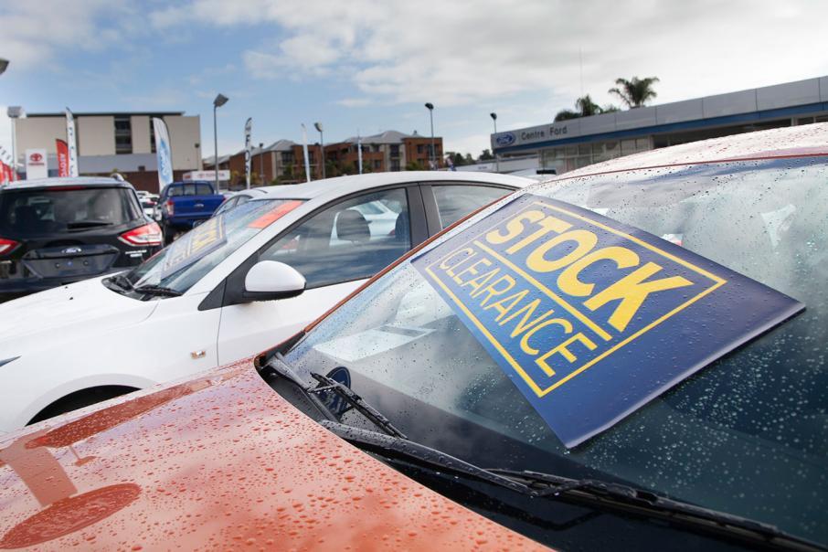 WA car sales down in July