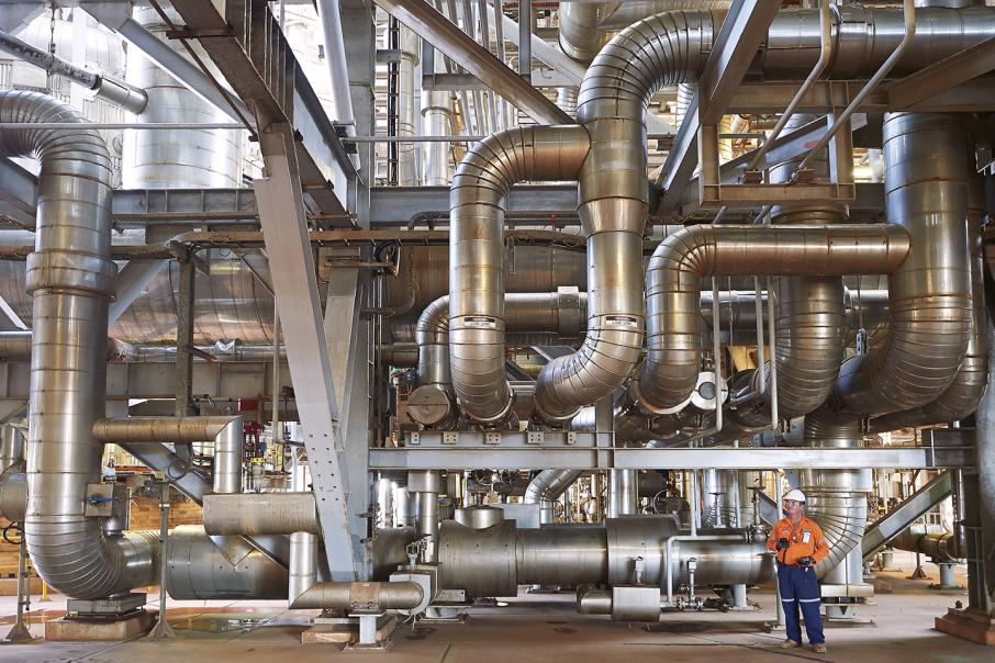 New LNG projects ahead of schedule