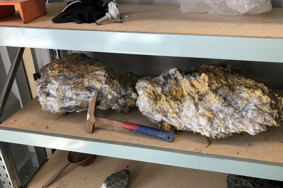 WA prospector finds $110k gold nugget