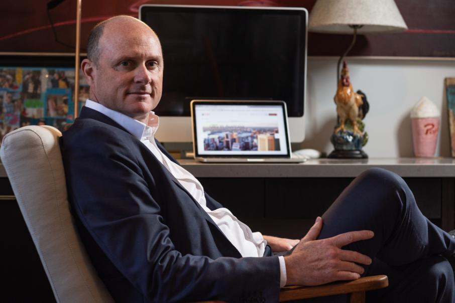 UBS begins Perth rebuild