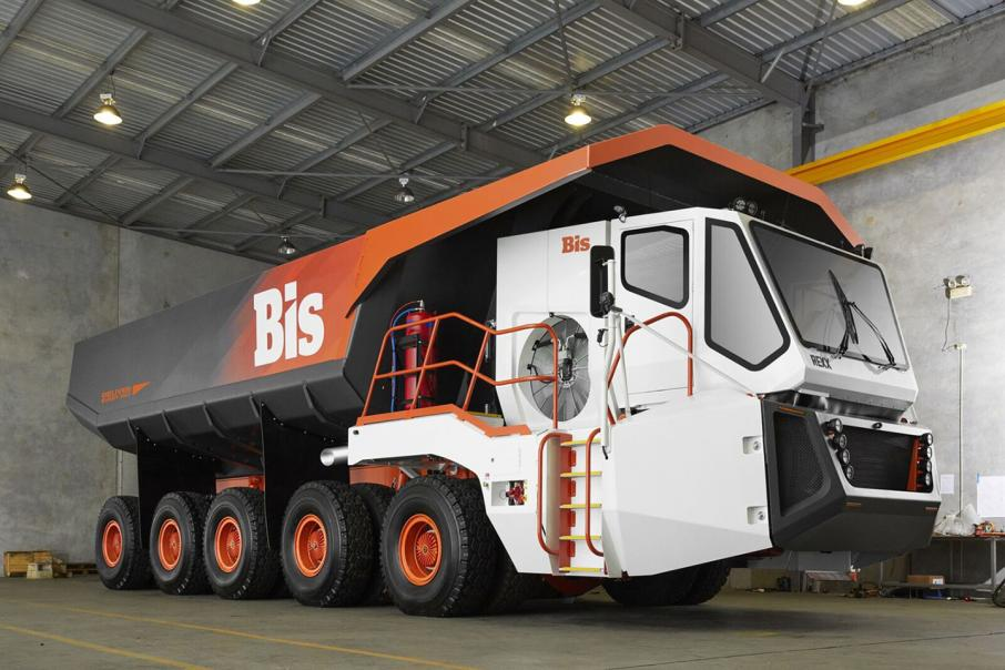 Bis launches radical new truck